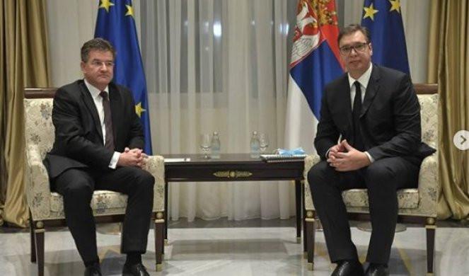 Vučić i Lajčak