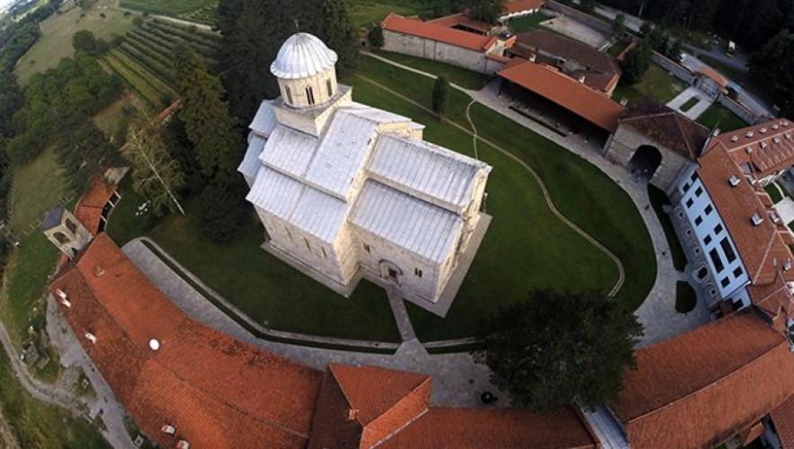 manastir Visoki Dečani