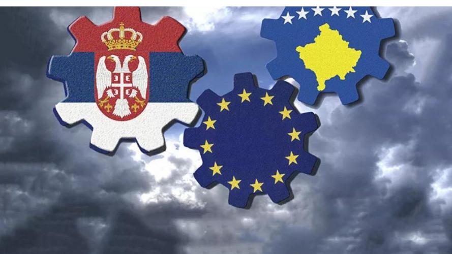 Srbija Kosovo Evropksa unija