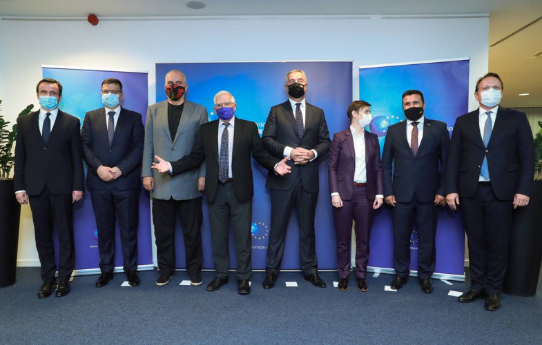 Sastanak lidera Zapadnog Balkana sa Boreljom