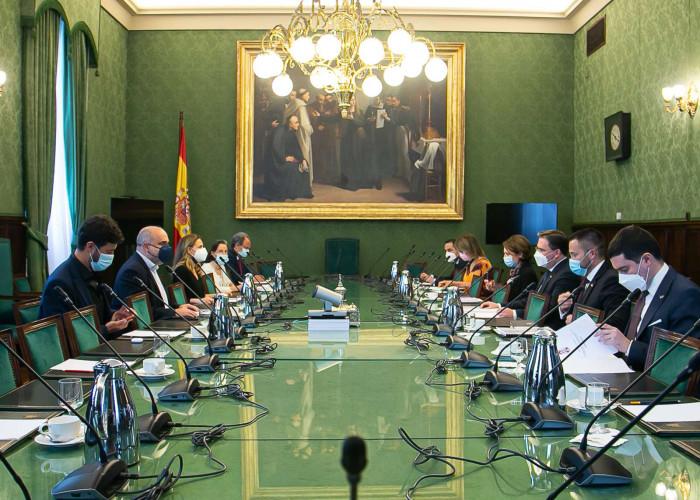 Selaković u zvaničnoj poseti Španiji