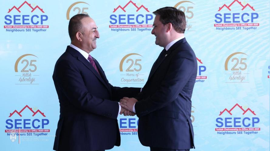 Ministar Selaković na Sastanku ministara inostranih poslova učesnica Procesa saradnje u jugoistočnoj Evropi