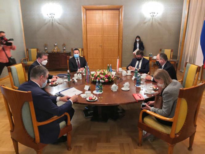 Sastanak srpske i poljske delegacije
