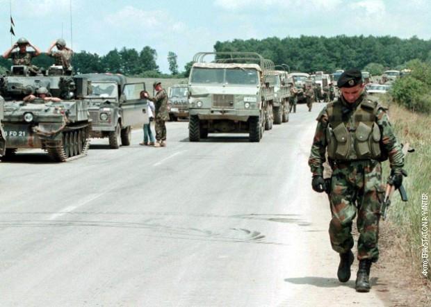 Povlačenje vojske sa Kosova
