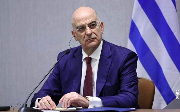 Grčki ministar spoljnih poslova Nikos Dendijas