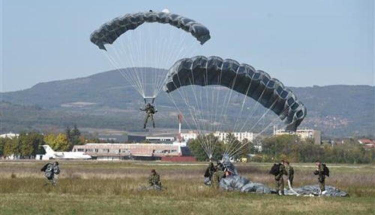 """""""Nebeski most 21"""" taktička vežba Vojske Srbije i Oružanih snaga SAD"""