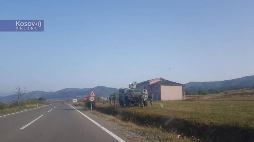 Vojska Srbije na dva kilometra od Jarinja